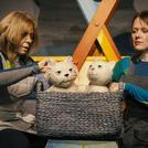 Lutkovno gledališče Fru-fru: O belem mucku, ki je bil čisto črn