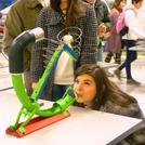 Guixot de 8 (Kat): Igrišče recikliranih objektov