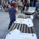 Delavnica tiska na majice